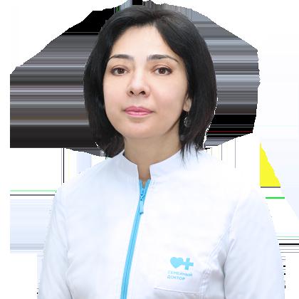 Кастуева Валерия Асламурзаевна - Гинеколог