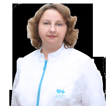 Дорощенко Елена Владимировна - Гинеколог