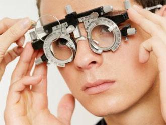 Поле зрения глаза заболевания