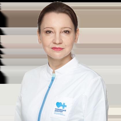 Яшмолкина Любовь Сергеевна - Гинеколог